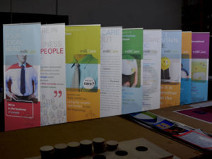 Retractable Banners | Tradeshow Graphics