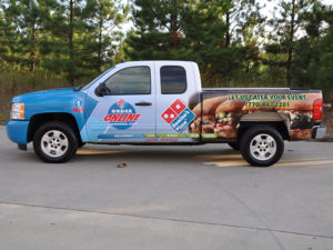 Fleet Graphic Wraps